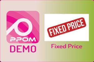 PPOM Fixed Price