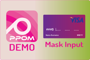 Mask Text