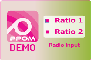 PPOM Radio Input